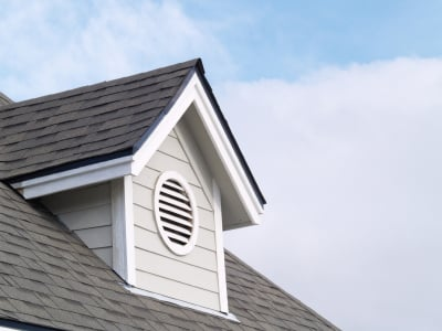 Gable-End Vent Installation in Greater Kent